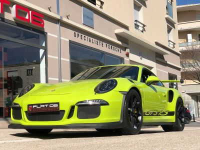 Porsche 991 GT3 RS 4.0 500cv 2016 PDK - <small></small> 209.911 € <small>TTC</small>