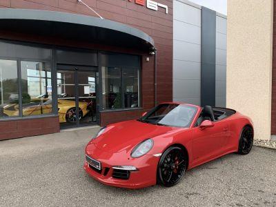 Porsche 991 PORSCHE 911 type 991 CARRERA GTS CABRIOLET 430 cv PDK - <small></small> 112.990 € <small>TTC</small>