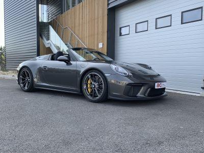 Porsche 991 speedster - <small></small> 390.000 € <small>TTC</small> - #1
