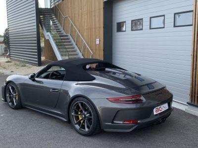 Porsche 991 speedster - <small></small> 390.000 € <small>TTC</small> - #11