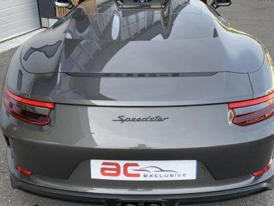 Porsche 991 speedster - <small></small> 390.000 € <small>TTC</small> - #25