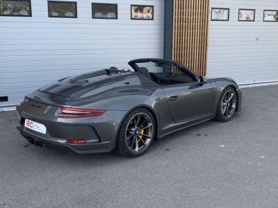 Porsche 991 speedster - <small></small> 390.000 € <small>TTC</small> - #36