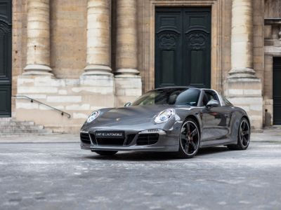 Porsche 991 Targa 4S Exclusive Edition Belgium - <small></small> 199.900 € <small>TTC</small> - #1