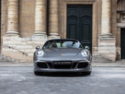 Porsche 991 Targa 4S Exclusive Edition Belgium - <small></small> 199.900 € <small>TTC</small> - #5