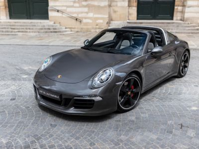 Porsche 991 Targa 4S Exclusive Edition Belgium - <small></small> 199.900 € <small>TTC</small> - #39