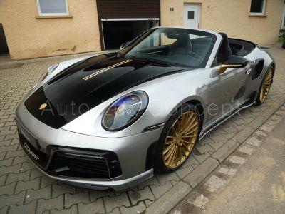 Porsche 992 911 Turbo S TECHART 710 ch, Caméra 360°, ACC, Burmester, Lift System, Carbone, Sièges ventilés - <small></small> 339.000 € <small>TTC</small> - #1