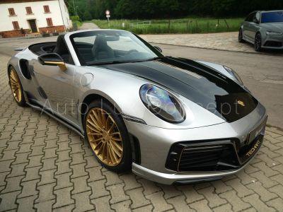 Porsche 992 911 Turbo S TECHART 710 ch, Caméra 360°, ACC, Burmester, Lift System, Carbone, Sièges ventilés - <small></small> 339.000 € <small>TTC</small> - #2