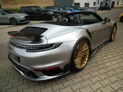 Porsche 992 911 Turbo S TECHART 710 ch, Caméra 360°, ACC, Burmester, Lift System, Carbone, Sièges ventilés - <small></small> 339.000 € <small>TTC</small> - #3
