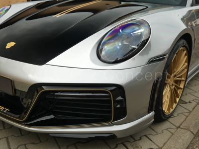 Porsche 992 911 Turbo S TECHART 710 ch, Caméra 360°, ACC, Burmester, Lift System, Carbone, Sièges ventilés - <small></small> 339.000 € <small>TTC</small> - #11