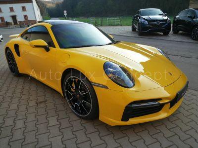 Porsche 992 911 Turbo S, Toit pano, ACC, Caméra 360°, Burmester, Angles morts, Keyless, MALUS INCLUS - <small></small> 234.900 € <small>TTC</small> - #2