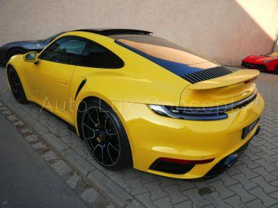 Porsche 992 911 Turbo S, Toit pano, ACC, Caméra 360°, Burmester, Angles morts, Keyless, MALUS INCLUS - <small></small> 234.900 € <small>TTC</small> - #4