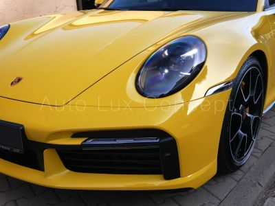 Porsche 992 911 Turbo S, Toit pano, ACC, Caméra 360°, Burmester, Angles morts, Keyless, MALUS INCLUS - <small></small> 234.900 € <small>TTC</small> - #11