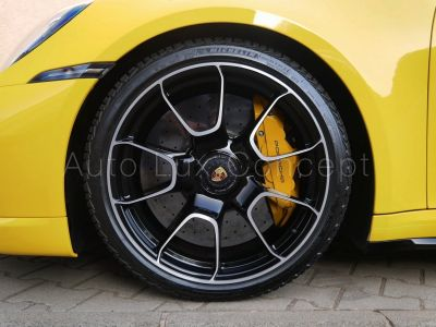 Porsche 992 911 Turbo S, Toit pano, ACC, Caméra 360°, Burmester, Angles morts, Keyless, MALUS INCLUS - <small></small> 234.900 € <small>TTC</small> - #12