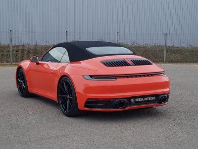 Porsche 992 992 CABRIOLET 3.0 450 CARRERA S PDK - 1ERE MAIN - <small></small> 159.900 € <small>TTC</small> - #4
