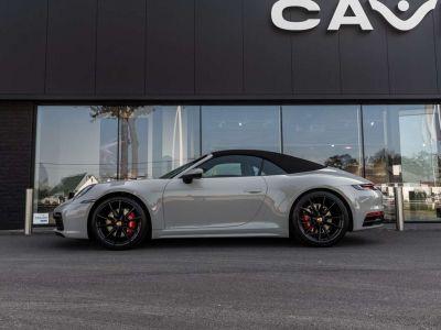 Porsche 992 S CABRIOLET - PDCC - ACHTERAS - CHRONO+ - BOSE - ACC - 14WEGS - <small></small> 159.900 € <small>TTC</small> - #4