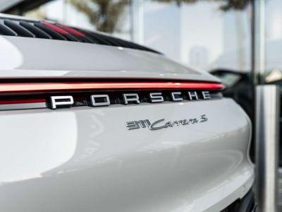 Porsche 992 S CABRIOLET - PDCC - ACHTERAS - CHRONO+ - BOSE - ACC - 14WEGS - <small></small> 159.900 € <small>TTC</small> - #14