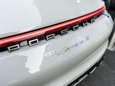 Porsche 992 S CABRIOLET - PDCC - ACHTERAS - CHRONO+ - BOSE - ACC - 14WEGS - <small></small> 159.900 € <small>TTC</small> - #16