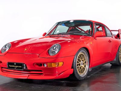 Porsche 993 1995 PORSCHE 993 CARRERA RS CLUBSPORT - Prix sur Demande