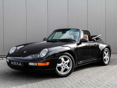 Porsche 993 3.6i Tiptronic - 06 - 1995 - 110.000km Full history - <small></small> 76.000 € <small>TTC</small> - #1