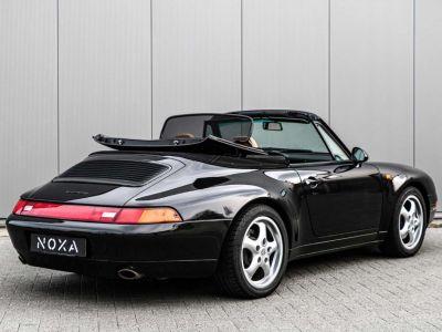 Porsche 993 3.6i Tiptronic - 06 - 1995 - 110.000km Full history - <small></small> 76.000 € <small>TTC</small> - #8