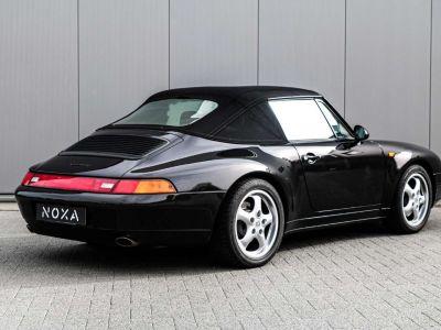 Porsche 993 3.6i Tiptronic - 06 - 1995 - 110.000km Full history - <small></small> 76.000 € <small>TTC</small> - #9