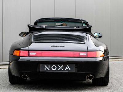Porsche 993 3.6i Tiptronic - 06 - 1995 - 110.000km Full history - <small></small> 76.000 € <small>TTC</small> - #10