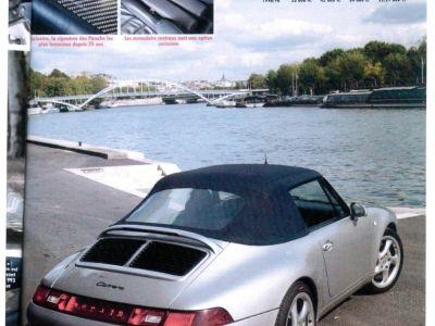 Porsche 993 3.8 Cabriolet X51 - <small></small> 135.000 € <small>TTC</small> - #15