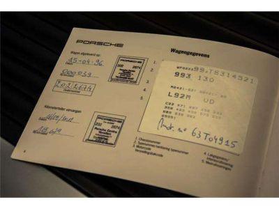 Porsche 993 4 - MANUAL - FULL HISTORY - TOP CONDITION - <small></small> 59.950 € <small>TTC</small> - #10