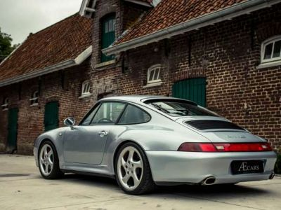 Porsche 993 CARRERA 4S - MANUAL - AIRCO - FULL HISTORY - <small></small> 69.950 € <small>TTC</small>