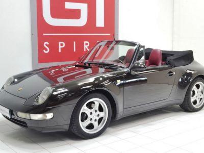 Porsche 993 Carrera Cabriolet - <small></small> 49.900 € <small>TTC</small> - #1