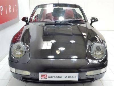 Porsche 993 Carrera Cabriolet - <small></small> 49.900 € <small>TTC</small> - #4