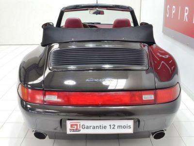 Porsche 993 Carrera Cabriolet - <small></small> 49.900 € <small>TTC</small> - #5