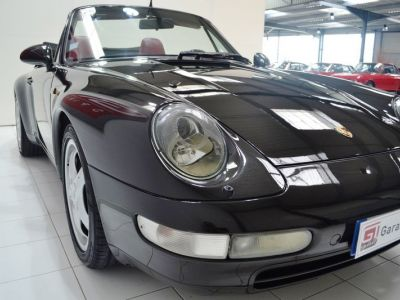 Porsche 993 Carrera Cabriolet - <small></small> 49.900 € <small>TTC</small> - #13