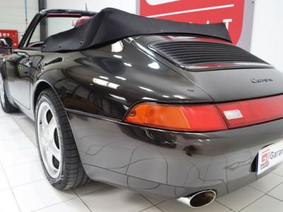 Porsche 993 Carrera Cabriolet - <small></small> 49.900 € <small>TTC</small> - #18