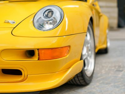 Porsche 993 Carrera RS Clubsport *French first hand* - <small></small> 490.000 € <small>TTC</small> - #65