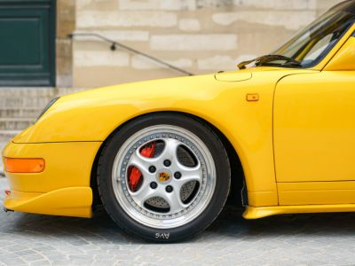 Porsche 993 Carrera RS Clubsport *French first hand* - <small></small> 490.000 € <small>TTC</small> - #73