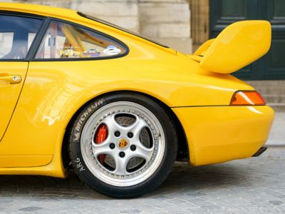 Porsche 993 Carrera RS Clubsport *French first hand* - <small></small> 490.000 € <small>TTC</small> - #74