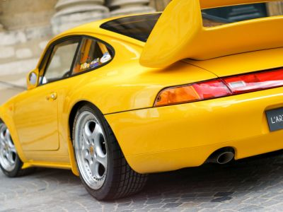 Porsche 993 Carrera RS Clubsport *French first hand* - <small></small> 490.000 € <small>TTC</small> - #87