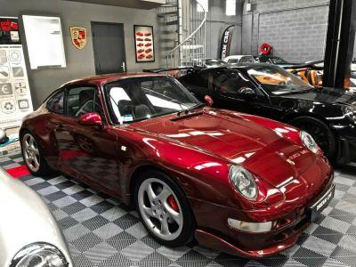 Porsche 993 PORSCHE 993 CARRERA 4S X51 3.8 300 CH - <small></small> 112.000 € <small>TTC</small> - #10