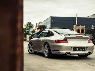 Porsche 996 TURBO S - ONLY ONE - BOSE - FULL HISTORY - <small></small> 89.950 € <small>TTC</small> - #4