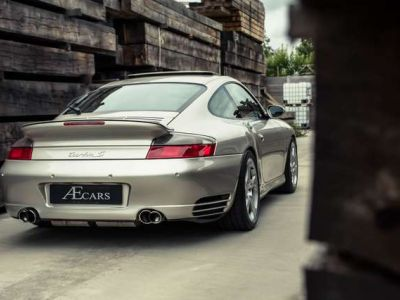 Porsche 996 TURBO S - ONLY ONE - BOSE - FULL HISTORY - <small></small> 89.950 € <small>TTC</small> - #6