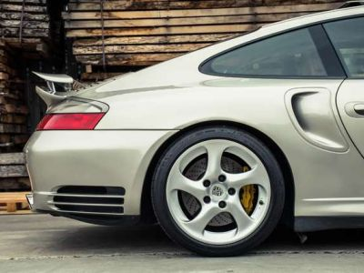 Porsche 996 TURBO S - ONLY ONE - BOSE - FULL HISTORY - <small></small> 89.950 € <small>TTC</small> - #8