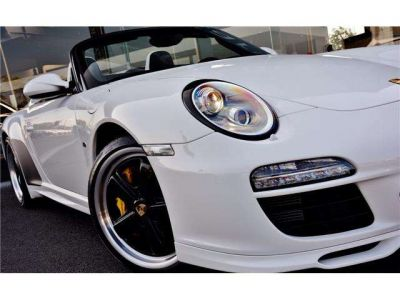 Porsche 997 - SPEEDSTER LIMITED EDITION NR. 123 - 356 INVESTMENT - - <small></small> 349.950 € <small>TTC</small> - #8