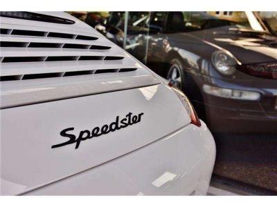 Porsche 997 - SPEEDSTER LIMITED EDITION NR. 123 - 356 INVESTMENT - - <small></small> 349.950 € <small>TTC</small> - #14