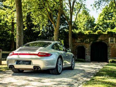 Porsche 997 4S - GT-SILVER - TURBOSEATS - BELGIAN CAR - <small></small> 69.950 € <small>TTC</small>