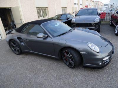 Porsche 997 911 Turbo Cabriolet PDK 500PS 1ere Main - <small></small> 98.890 € <small>TTC</small>