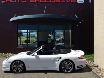 Porsche 997 911 type 997 TURBO S CABRIOLET PDK 530 - <small></small> 99.990 € <small>TTC</small>