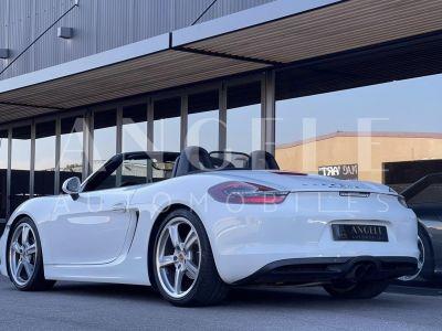 Porsche Boxster 3 TYPE 981 2.7 265 PDK - <small></small> 53.990 € <small>TTC</small> - #3