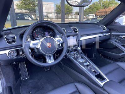 Porsche Boxster 3 TYPE 981 2.7 265 PDK - <small></small> 53.990 € <small>TTC</small> - #9