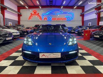 Porsche Boxster 718 2.0 300cv - <small></small> 65.490 € <small>TTC</small>